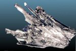 Click Here for Larger Stibnite Image